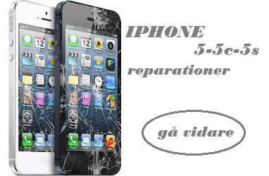 Byta skärm iphone hemma