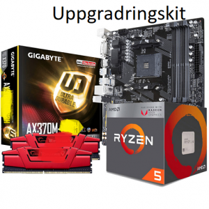 AMD uppgradrings kit